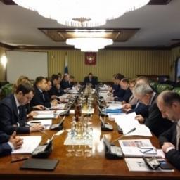 Заседание правительственной подкомиссии по вопросам развития рыбохозяйственного комплекса Дальнего Востока. Фото пресс-службы Минвостокразвития