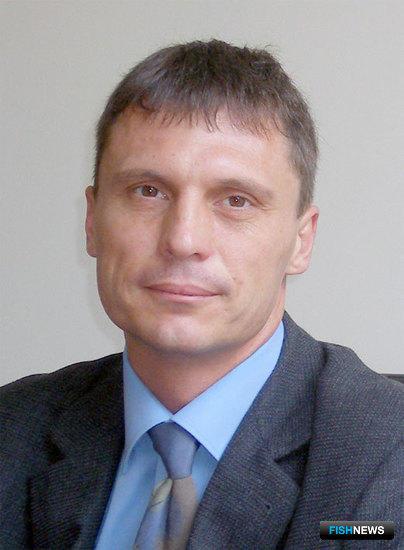 Региональный представитель компании «Альфа Лаваль» по ДВФО Виталий Ханаш