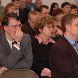 Отчетная сессия Ассоциации «Научно-техническое объединение ТИНРО».