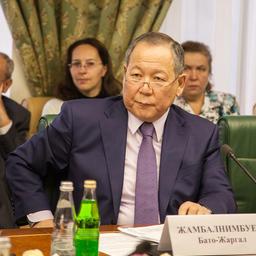 Аудитор Счетной палаты Бато-Жаргал ЖАМБАЛНИБУЕВ