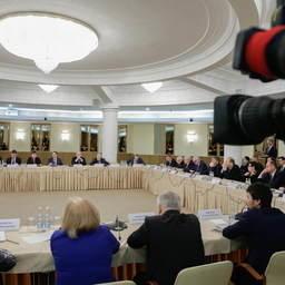 Проекта нового Кодекса об административных правонарушениях обсудили в Госдуме. Фото пресс-службы ГД