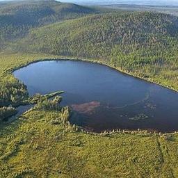 Якутское озеро. Фото с сайта maxpark.com