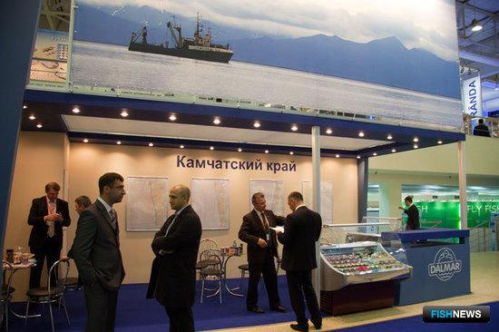 20-я Международная выставка продуктов питания и напитков World Food Moscow 2011.