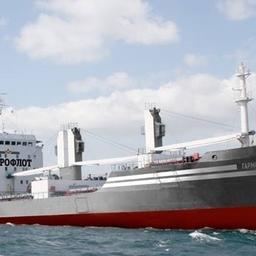 ТР «Гармония» доставит в Мурманск по Северному морскому пути первую партию лосося от ГК «Доброфлот»