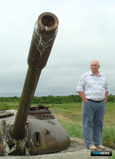 «Охрану рек – в руки рыбакам» - председатель правления АСРКС Сергей СЕНЬКО