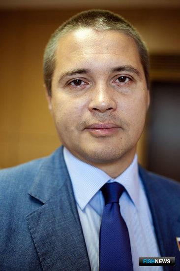 Депутат Государственной Думы, член комитета по аграрным вопросам Андрей ТЫЧИНИН