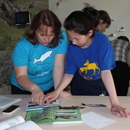 Знакомство с ихтиофауной реки Онон в Даурском заповеднике. Фото пресс-службы WWF