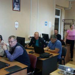 Владивостокский филиал ЦСМС организовал практические семинары по использованию электронного промыслового журнала. Фото компании «Интеррыбфлот»