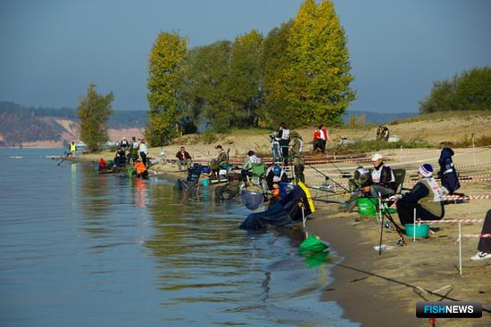 Всероссийский фестиваль «Народная рыбалка-2012»