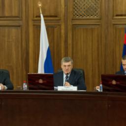 Генпрокуратура и Минвостокразвития поставили задачи в рыбном хозяйстве. Фото предоставлено пресс-центром министерства
