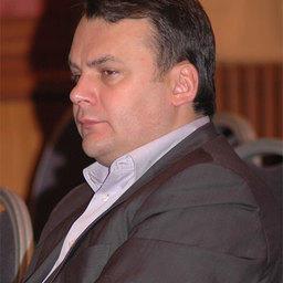 Александр ПОПОВ, член Совета Ассоциации добытчиков минтая на презентации норвежских компаний во Владивостоке