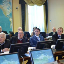 В Росрыболовстве прошло первое официальное заседание организационного комитета по проведению IV Съезда рыбаков. Фото пресс-службы ФАР
