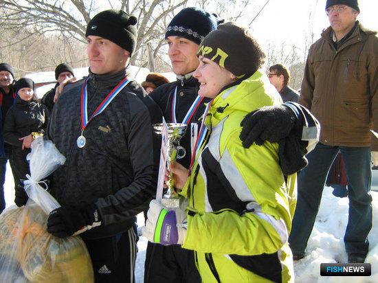 Дальрыбвтуз – «серебряные» призеры командного первенства