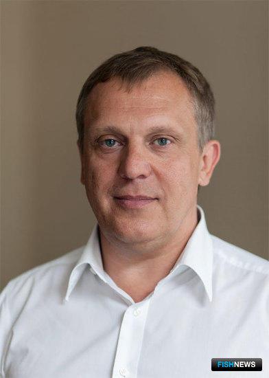 Руководитель Азово-Чернорморского теруправления Росрыболовства Виктор АШАРИН