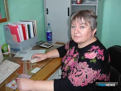 Галина СИРЕНКО, главный рыбовод Барабашевского ЛРЗ