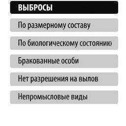 Рис. 1 Основные критерии для выбросов