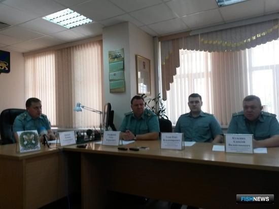 Пресс-конференция на Владивостокской таможне