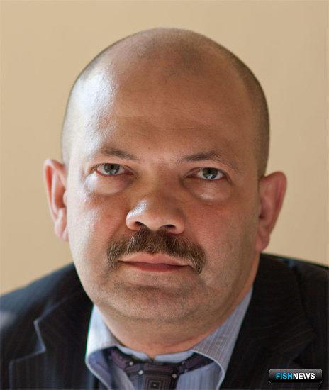 Сергей МАКСИМОВ, начальник Управления аквакультуры Федерального агентства по рыболовству