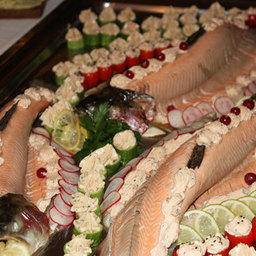 «Наша рыба»: презентация российской рыбопродукции.