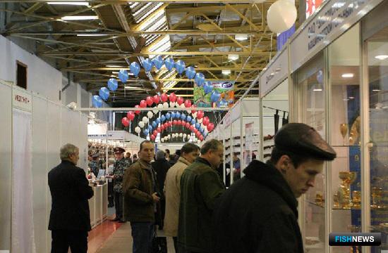 Международная выставка-ярмарка «Российские охотничье-спортивные товары» (РОСТ)