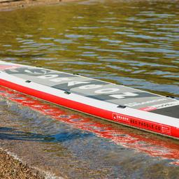 На десятой выставке Vladivostok Boat Show пройдут соревнования на SUP-досках. Фото предоставлено организаторами