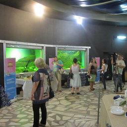 гости выставки по достоинству оценили представленные продукты
