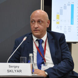 Вице-президент компании «Антей» Сергей СКЛЯР
