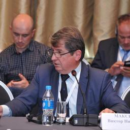 Заместитель директора КБ «Восток» АО «Центр технологии судостроения и судоремонта» Виктор МАКСИМОВ
