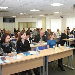 В мероприятии приняли участие представители федеральных и региональных органов власти, научного сообщества, отраслевых общественных организаций. Фото пресс-службы ВНИРО