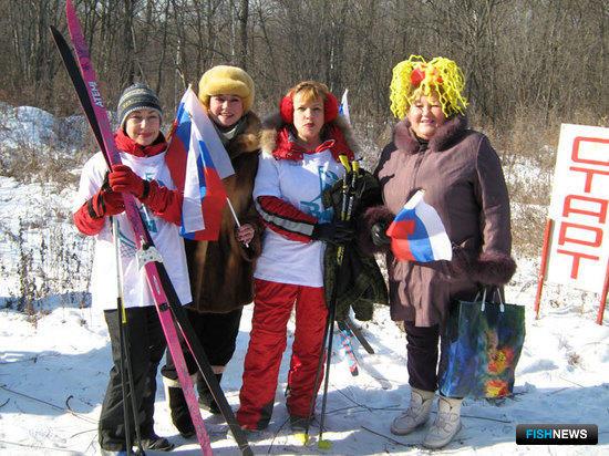 Боевая группа поддержки и участники соревнований из ВМРК