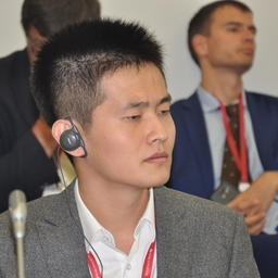 Президент компании Wen Lian Aquaculture ЦЮ Брюс