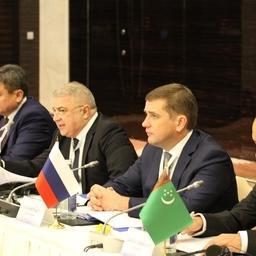 Первая (инаугурационная) сессия Комиссии по сохранению, рациональному использованию водных биоресурсов Каспийского моря и управлению их совместными запасами прошла в Баку. Фото пресс-службы Росрыболовства