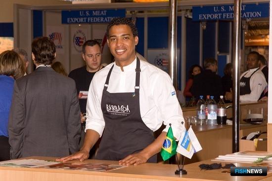 Международная выставка «Весь мир питания»/World Food Moscow