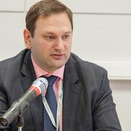 Директор департамента регулирования в сфере рыбного хозяйства и аквакультуры (рыбоводства) Минсельхоза Евгений КАЦ