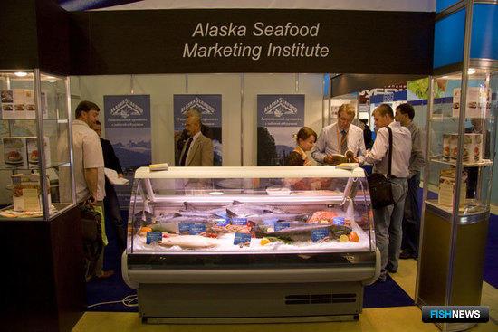 Выставка World Seafood Moscow-2009. Москва, сентябрь 2009 г. (фото: Оргкомитет выставки)