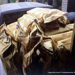 На юго-западной Камчатке выявлено незаконное рыбоперерабатывающее предприятие. Фото пресс-службы Северо-Восточного территориального управления Росрыболовства