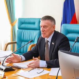 Председатель Комитета по экономическому развитию Сахалинской областной думы Анатолий КОЧНЕВ. Фото пресс-службы регионального парламента