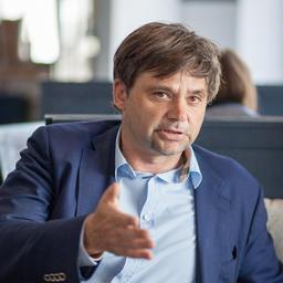 Генеральный директор ЗАО ИТА «Северная компания» Виталий КОРНЕВ