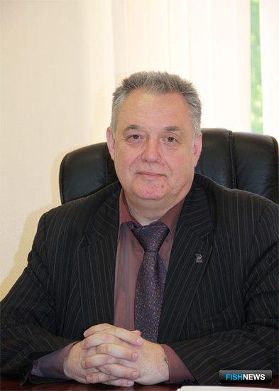 Заместитель генерального директора ОАО «Центр технологии судостроения и судоремонта», директор КБ «Восток» Леонид Горбов