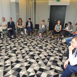 Во Владивостоке прошла конференция по борьбе с нелегальным, неконтролируемым и несообщаемым промыслом крабов в Дальневосточном бассейне