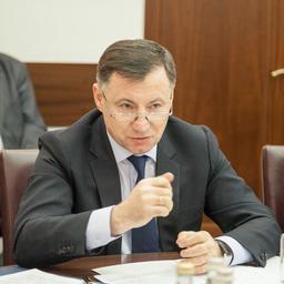 Замруководителя Росрыболовства Петр САВЧУК