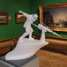 Во Владивостоке прошла презентация эскиза памятника китобоям