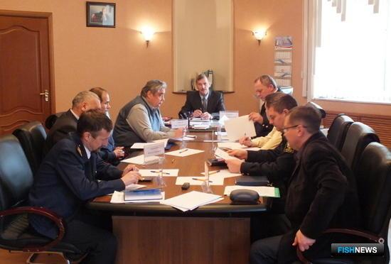 В Приморском территориальном управлении Росрыболовства подвели итоги «красной» путины