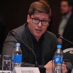 Президент Дальневосточной ассоциации «Аквакультура» Никита КОЖЕМЯКО