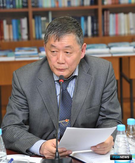 Зампредседателя координационного совета в области рыбохозяйственной и пищевой деятельности Игорь КИМ