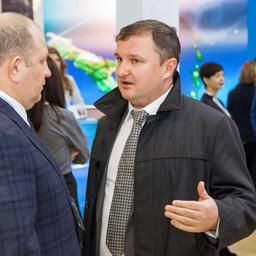 Президент ООО «Монерон» Дмитрий ПАШОВ и управляющий ГК «Доброфлот» Александр ЕФРЕМОВ