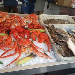 Ярмарочная торговля дарами моря в рамках проекта «Доступная рыба»