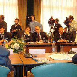 В Москве проходит общее собрание Ассоциации добытчиков минтая