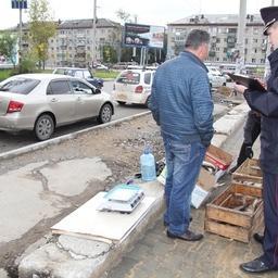 В Хабаровске полицейские ликвидировали две точки незаконной продажи лосося. Фото пресс-службы краевого УМВД России