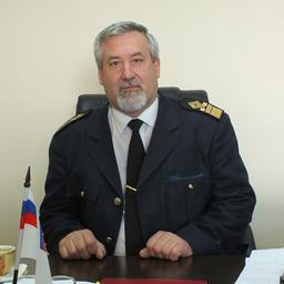 Начальник Дальневосточного экспедиционного отряда аварийно-спасательных работ Владимир БАРДЫК